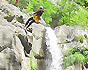 Canyoning am Gardasee Torrente Tuffone 2
