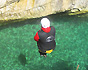 Canyoning am Gardasee Torrente Tuffone 6