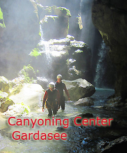 canyoning center gardasee