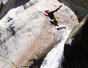 canyoning extrem tirol oesterreich