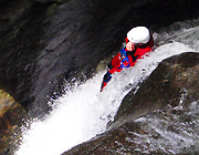 canyoning rafting extrem oesterreich