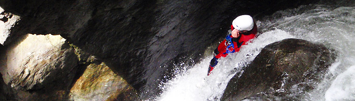 rafting canyoning angebote oesterreich tirol