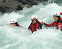 Rafting Training und Ötztaler Ache in Tirol 2