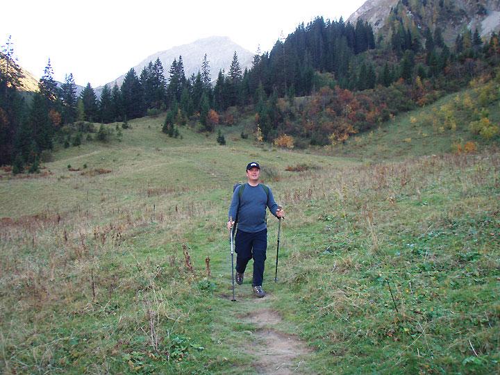Wandlen Innen bergwandelen hiking en trektochten door de bergen tirol