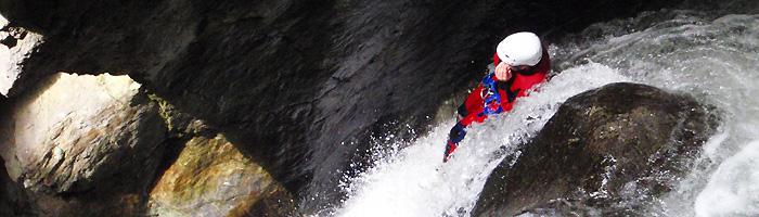 rafting canyoning oesterreich tirol gardasee italien